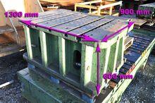 Clamping bloc 1300 x 900 x 600