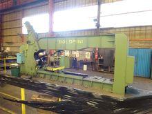 Boldrini Ribo flanging machine
