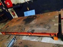 Welding table 3700 x 1720 mm Ta