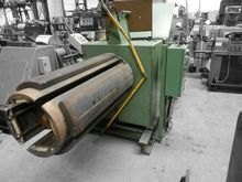 STAM hydr. 1500 x 2mm Decoiling