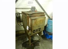 Used Naber 750° Oven