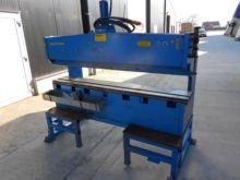 Weber HPB 16 ton x 2000 mm Deco