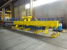 Demag magnetic plate hoist 15 t