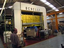 Benelli transfer press 250 ton