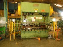 Raskin 200 ton H-frame excentri