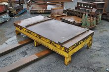 Work table 2000 x 4010 mm Table