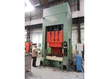 Mossini 250 ton 4 column single