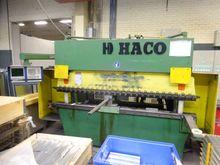 Haco PPES 60 ton x 2600 mm CNC