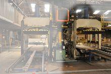 Valette panel press 410 ton War