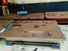 Welding table 2270 x 1750 mm Ta