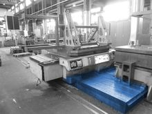 ZM Floortables - 2500 x 5000 mm