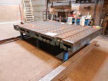 Welding table 3400 x 2000 x 250