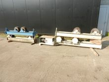 SAF Turning gear 40 ton Turning