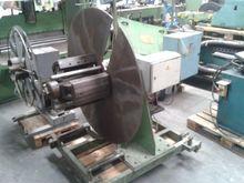 Bauer decoiler Coil handling
