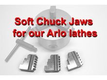 Used Soft Chuck Jaws