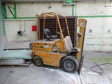 Komatsu FB25 2500 kg Vehicles (
