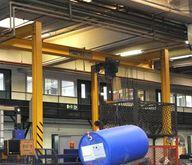 ZM electric mobile hoist 2 ton