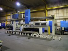 LVD Axel 3015L CNC Laser cuttin