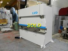 LVD PP 30 ton x 2000 mm Hydraul
