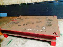 Welding table 2500 x 1950 mm Ta