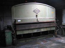 Fjellman 575 Ton H-frame presse