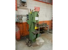 LBM B30 30 ton Open gap presses