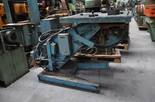 SAF 900 x 900 mm Turning gears