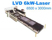LVD Impuls 6526 6500 x 3000 mm