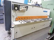 LVD MV 3100 x 6 mm Hydraulic gu