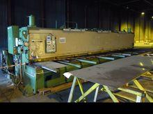 LVD MVS 8050 x 6/4 mm CNC Hydra