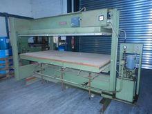 Schubert heated panel press 45