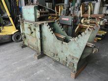 Press equipment Ltd decoiler +