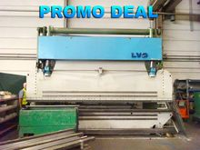 Used LVD PP 200 ton