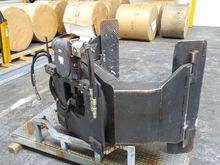 Forklift attachment for coils V