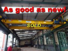 Used Demag DH 8 ton