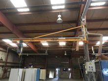 Huchez jib crane 250 kg Conveyo