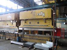 Colly 640T x 10000mm Tandem Hyd