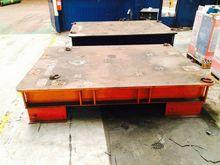 Welding table 2430 x 1760 mm Ta