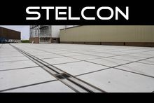 Manufacturing concrete slabs St