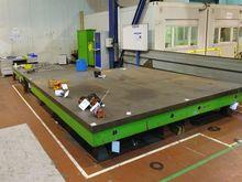 Welding table 3500 x 1700 mm Ta
