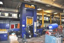 SMG 200 Ton CNC H-frame presses