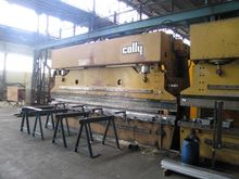 Colly 640T x 10000mm Hydraulisc