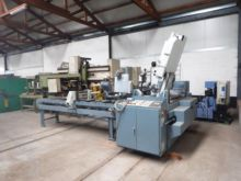 Sabi VBS 500A CNC sawing under