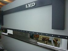 Used LVD PPBL 60 ton