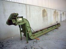 Mayfran chipconveyor 6000 x 400