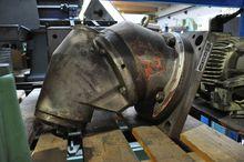 Tos milling head Spare parts fo
