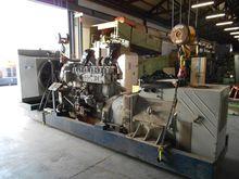 Poyaud 400 kVA Driven assemblie