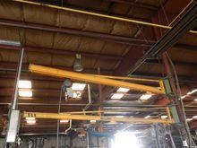 Jib crane 125 kg Conveyors, Ove