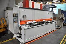 LVD HSTC - 3100 x 10 mm CNC Hyd
