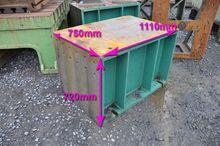 Clamping bloc 750 x 720 mm Cubi